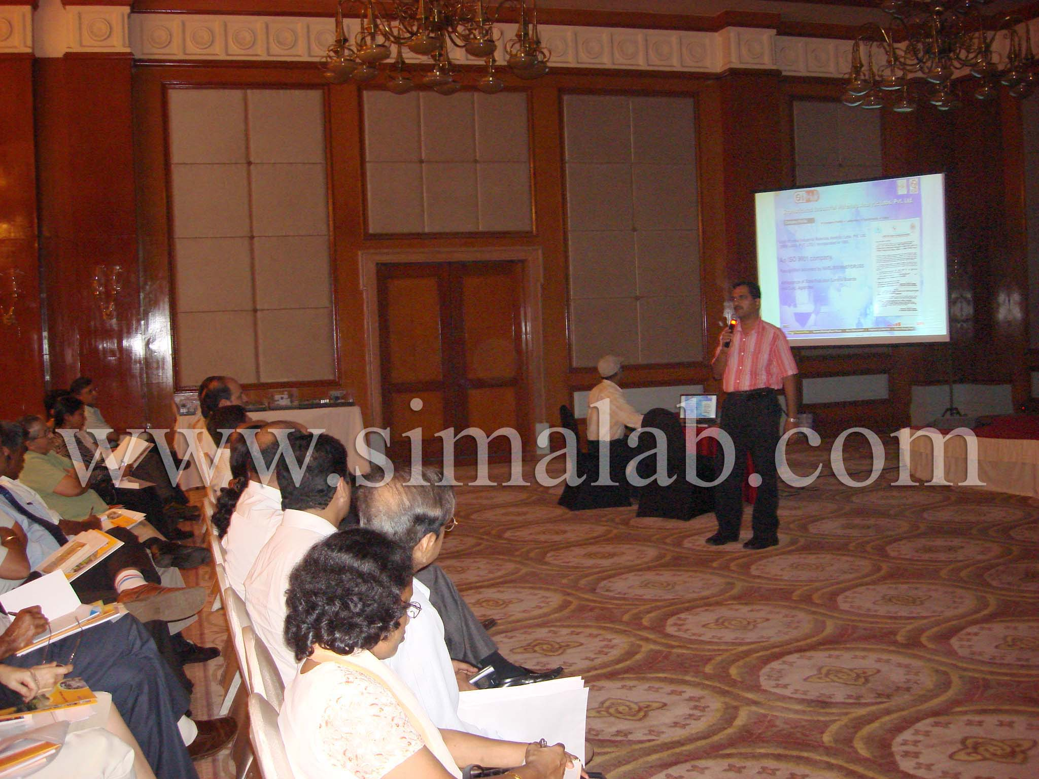 Seminar On Package Sewage Waste Water Treatment Plants In Hotel Industry In Goa