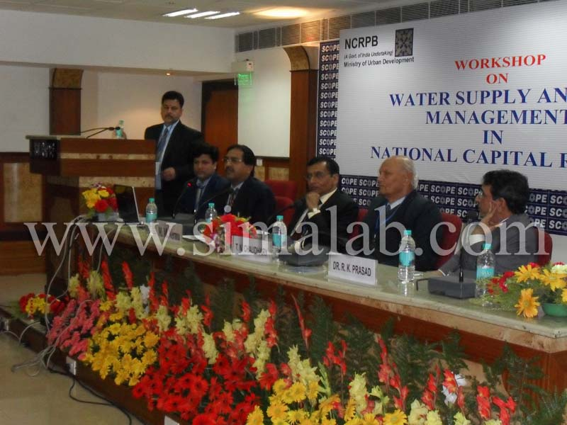 Water Supply and Its Management (Wapcos)
